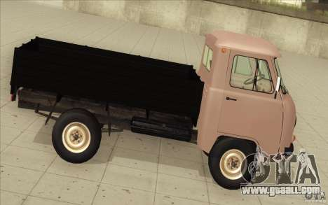 UAZ-3303 for GTA San Andreas side view