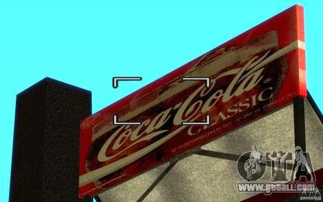 Coca Cola Factory for GTA San Andreas third screenshot