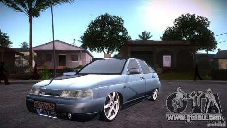 VAZ-2112 LT for GTA San Andreas