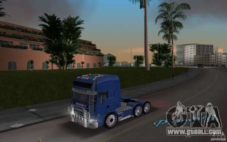 SCANIA 164L 580 V8 for GTA Vice City