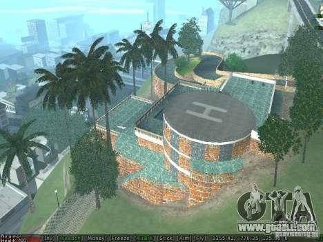 New Villa Med-Dogg for GTA San Andreas forth screenshot