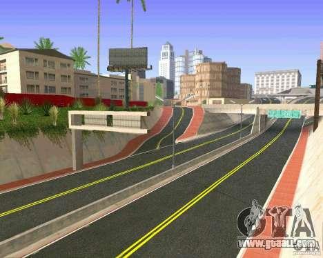 New Textures Of Los Santos for GTA San Andreas eighth screenshot