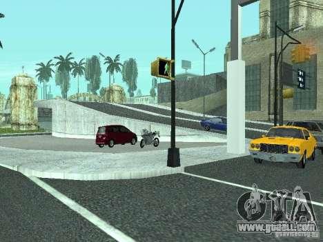 Mega Cars Mod for GTA San Andreas tenth screenshot