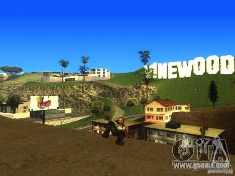 Animation Mod for GTA San Andreas ninth screenshot