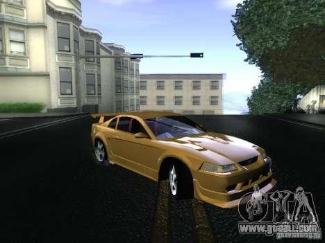 Ford Mustang SVT Cobra for GTA San Andreas