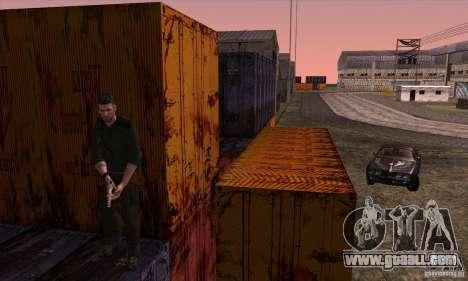 Sam Fisher for GTA San Andreas seventh screenshot