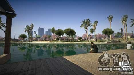 Loading screens of GTA 5 for GTA San Andreas second screenshot