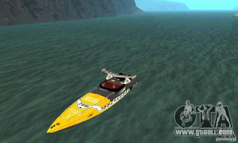 Cesa Offshore for GTA San Andreas