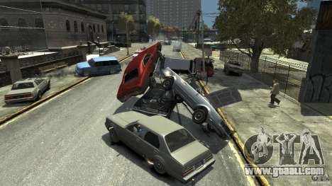 Heavy Car for GTA 4 third screenshot