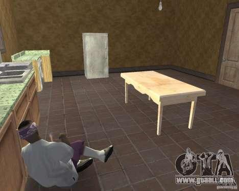 Revitalizing drug den v1.0 for GTA San Andreas fifth screenshot