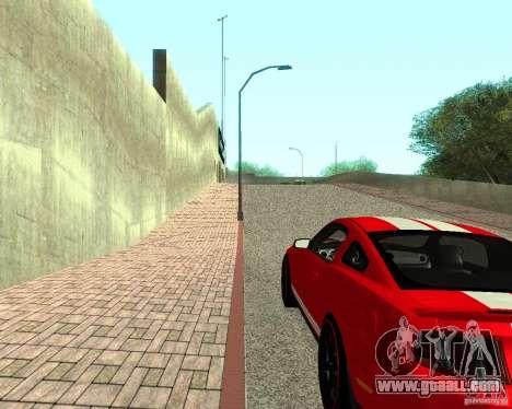 HD Motor Show for GTA San Andreas