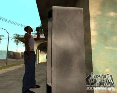 New machines for GTA San Andreas forth screenshot