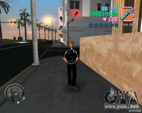 New clothes cops for GTA Vice City seventh screenshot