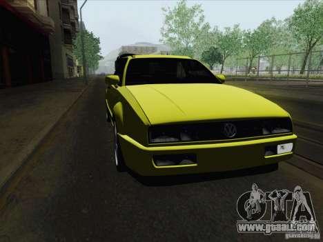 Volkswagen Corrado 1995 for GTA San Andreas