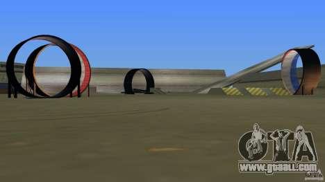 Stunt Dock V2.0 for GTA Vice City