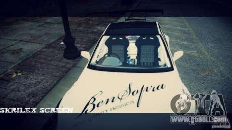 Nissan 380sx BenSpora for GTA 4 right view