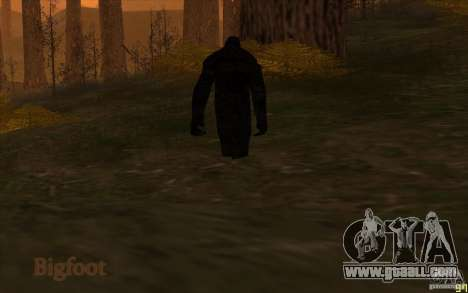 Mystical creatures for GTA San Andreas third screenshot