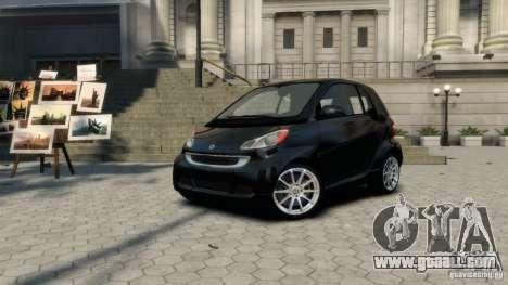 Smart ForTwo 2012 v1.0 for GTA 4