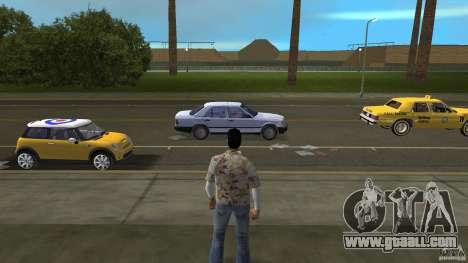 Hemd mit Longsleeve for GTA Vice City second screenshot
