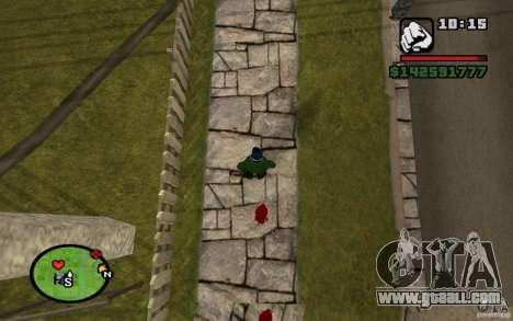 New Grove-Street for GTA San Andreas fifth screenshot