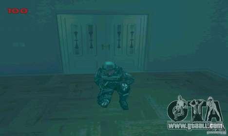 Seal of Ambrelly for GTA San Andreas eighth screenshot