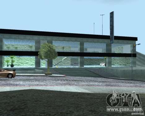 HD Motor Show for GTA San Andreas second screenshot