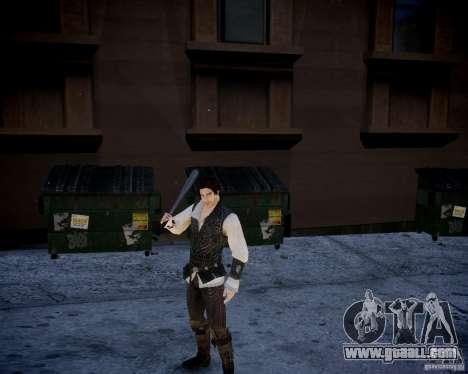 Assasins Creed 2 Young Ezio for GTA 4 eighth screenshot