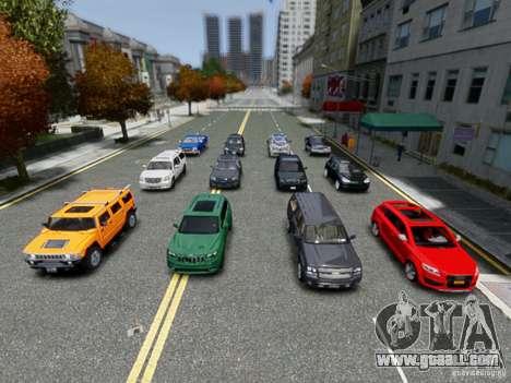 Real Car Pack 2013 Final Version for GTA 4 second screenshot