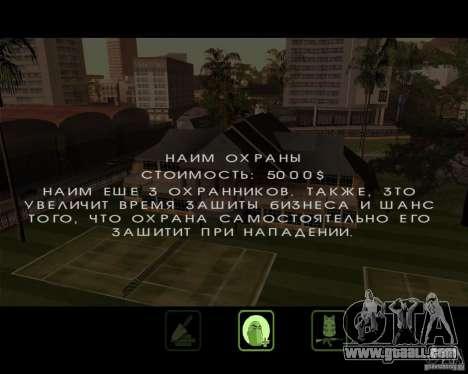 Great Theft Car V1.0 for GTA San Andreas ninth screenshot