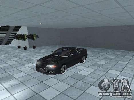 Nissan Skyline R32 Tuned for GTA San Andreas