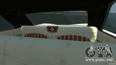 Voodoo Boat for GTA 4 inner view