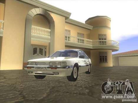 Mazda 626 DC 1986 for GTA San Andreas