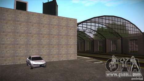 San Fierro Upgrade for GTA San Andreas forth screenshot