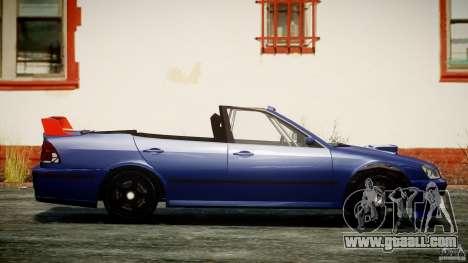 New Lokus for GTA 4 left view