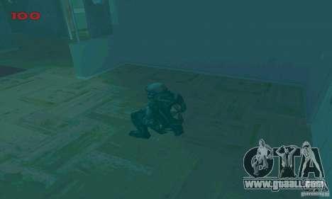 Seal of Ambrelly for GTA San Andreas tenth screenshot