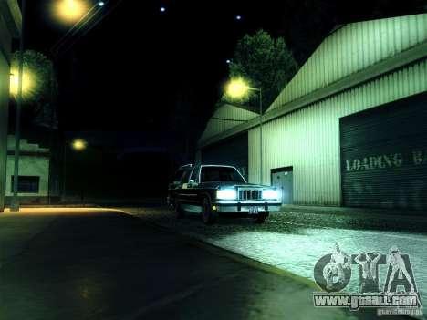 ENBSeries by muSHa for GTA San Andreas fifth screenshot