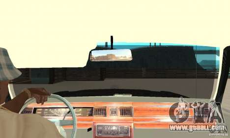 Ford LTD Crown Victoria 1985 MIB for GTA San Andreas