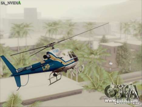 SA_Nvidia Beta for GTA San Andreas third screenshot