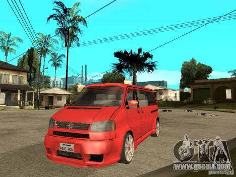 VW T4 Eurovan VR6 BiTurbo 20T for GTA San Andreas