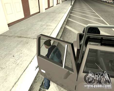 System cover for GTA San Andreas eighth screenshot