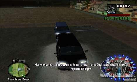 RC mod for GTA San Andreas fifth screenshot