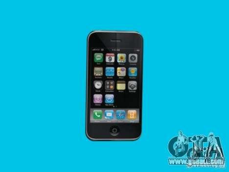 Iphone for GTA San Andreas forth screenshot