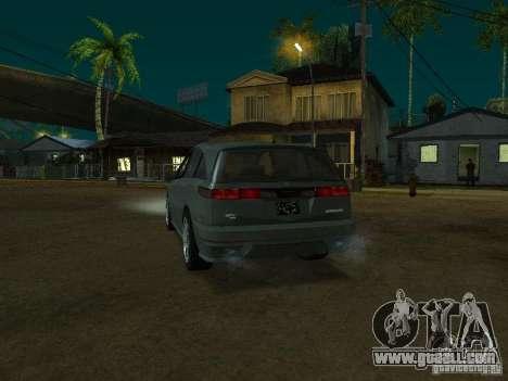 Perennial of GTA 4 for GTA San Andreas left view