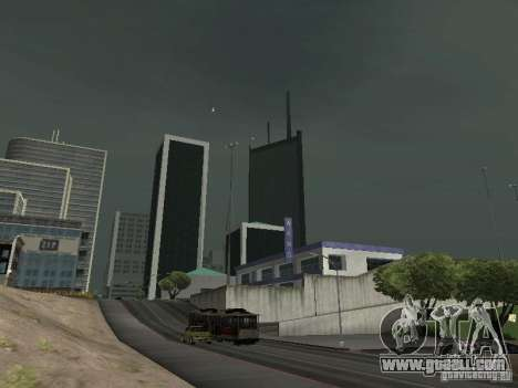 Weather manager for GTA San Andreas second screenshot