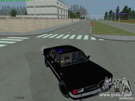 Volga FEDERAL for GTA San Andreas
