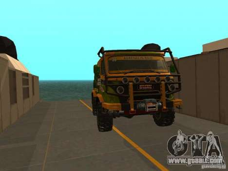 UAZ 2206 Expedition for GTA San Andreas