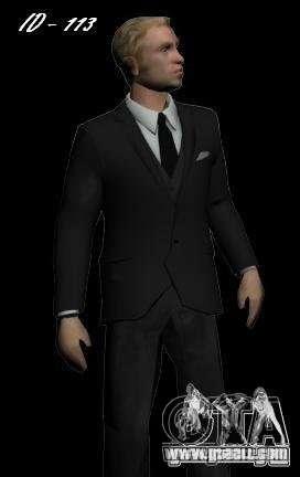 La Cosa Nostra for GTA San Andreas second screenshot