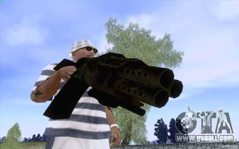 Arms of F.E.A.R. for GTA San Andreas fifth screenshot
