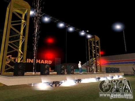 Concert of the AK-47 for GTA San Andreas ninth screenshot
