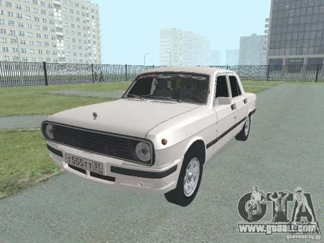GAZ-24 Volga 105 for GTA San Andreas